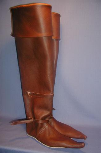 Tournament Boots