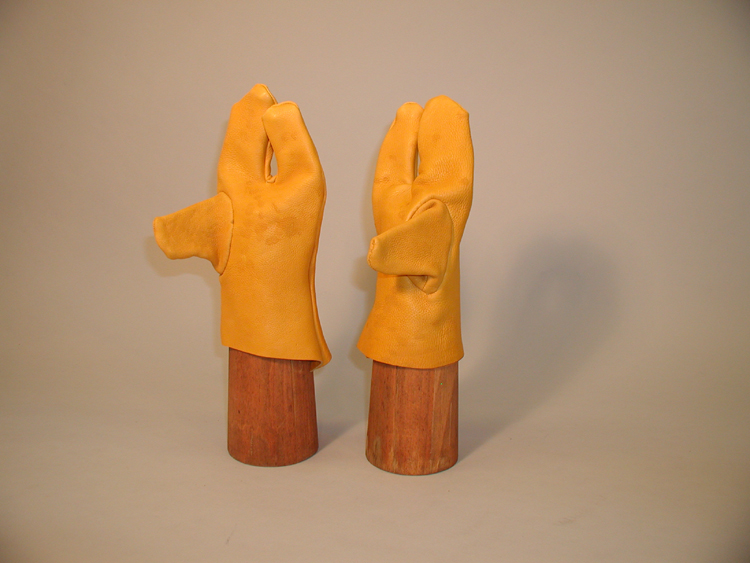 Three Fingered Glove